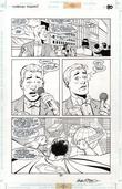 Original Art Page - Superman Forever - pg80