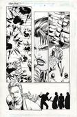 Original Art Page - Iron Man - 1 pg18
