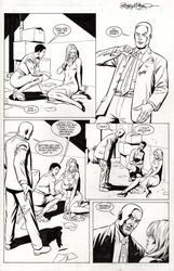 Original Art Page - Freemind - 5 pg12