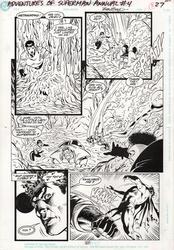 Adventures of Superman - Annual 4 pg27