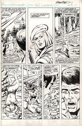 Original Art Page - Hulk - 13 pg27
