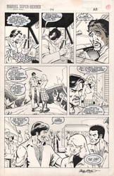 Marvel Super Heroes 14 Iron Man - 10 pg22