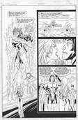 Original Art Page - Nightwing - AN 1 pg52