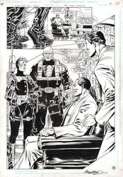 Original Art Page - Psyba Rats - 1 pg36
