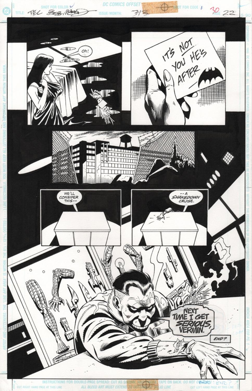 Detective Comics - 713 pg22