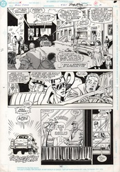 Original Art Page - Action Comics - 661 pg10
