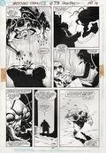 Original Art Page - Action Comics - 673 pg10