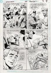 Original Art Page - Action Comics - 674 pg07