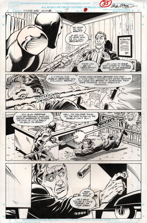 Spider-Man Unlimited - 7 pg35