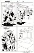 Original Art Page - Freemind - 4 pg21