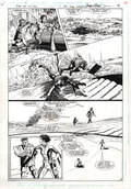 Original Art Page - Psyba Rats - 3 pg22