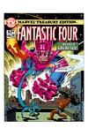 Fantastic Four 21 - Color Print