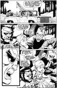 Original Art Page - Wolverine - 83 pg18