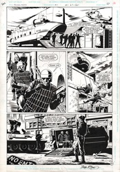 Original Art Page - Psyba Rats - 1 pg27