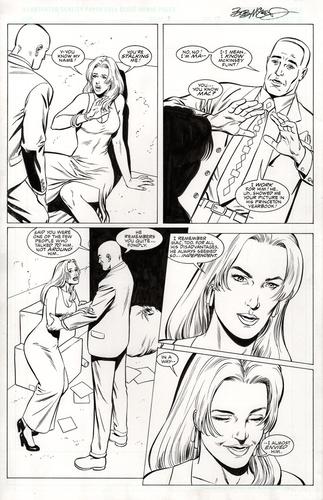 Original Art Page - Freemind - 5 pg13