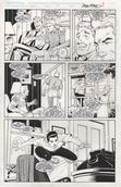 Original Art Page - Untold Tales Of Spider-Man - 24 pg09
