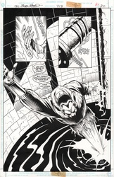 Original Art Page - Detective Comics - 713 pg20