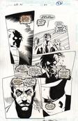 Original Art Page - Ghost Riders Crossroads - pg23