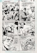 Original Art Page - Action Comics - 674 pg07