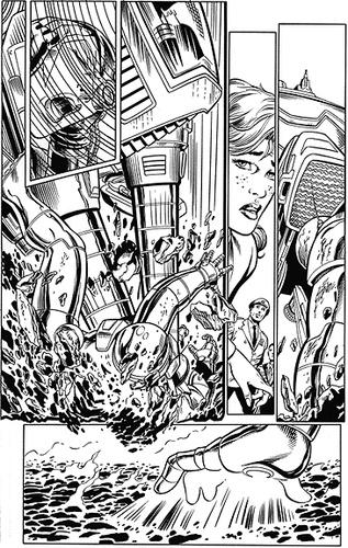 Iron Man Bookshelf - 1 pg42