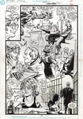 Original Art Page - Action Comics - 660 pg12