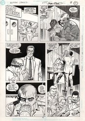 Original Art Page - Action Comics - 655 pg09