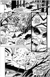 Original Art Page - Wolverine - 82 pg10