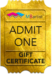 Event: Golden Ticket - Gift Certificate