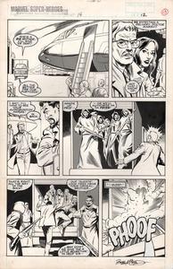 Marvel Super Heroes 14 Iron Man - 10 pg12