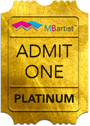 Event: Golden Ticket - Platinum Print