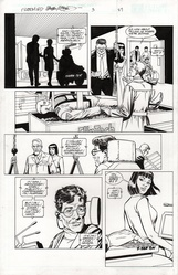 Original Art Page - Freemind - 3 pg27