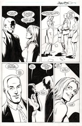 Original Art Page - Freemind - 5 pg14