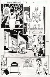 Original Art Page - Freemind - 3 pg26