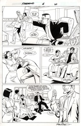 Original Art Page - Freemind - 4 pg20