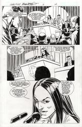 Original Art Page - Freemind - 3 pg25