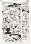 Original Art Page - Action Comics - 659 pg09