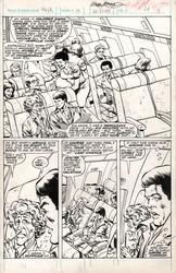 Original Art Page - Hulk - 14 pg08