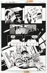 Original Art Page - Detective Comics - 713 pg22