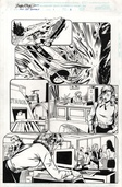 Original Art Page - Iron Man - 1 pg06
