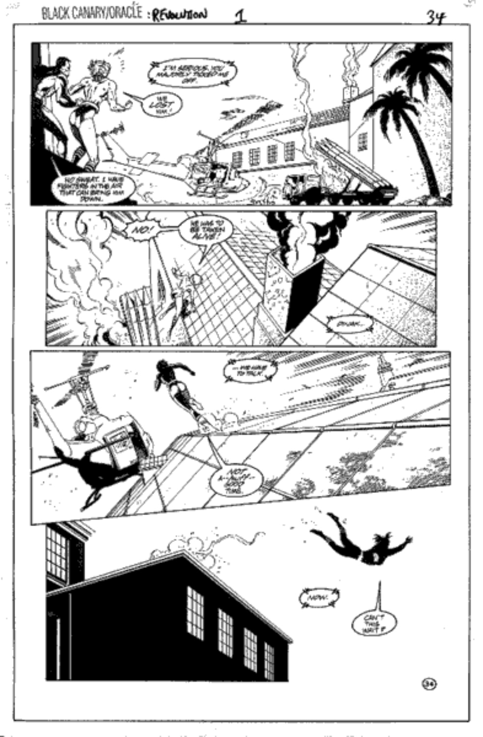 Birds of Prey / Oracle Revolution -1 pg 34