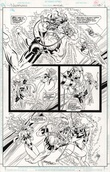 Original Art Page - Nightwing - AN 1 pg48