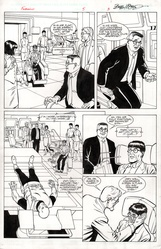 Original Art Page - Freemind - 5 pg03