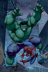 THE INCREDIBLE HULK: