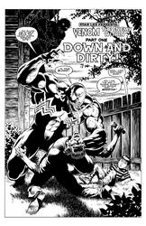 Venom - BW Print