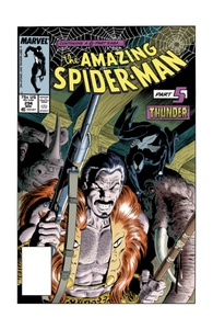The Amazing Spider-Man 294 - Color Print