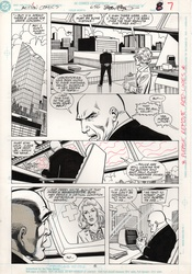 Original Art Page - Action Comics - 656 pg06
