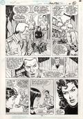 Original Art Page - Action Comics - 655 pg17
