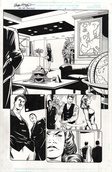 Original Art Page - Iron Man - 1 pg09