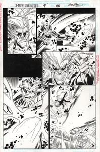 X-Men Unlimited - 9 pg45