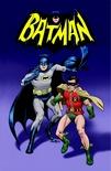 Batman and Robin - Color Print